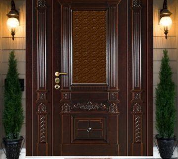 Металлические входные двери в Махачкале